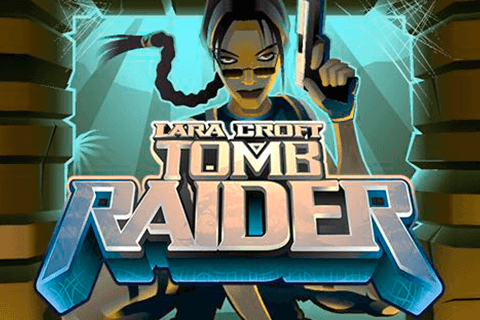 logo tomb raider microgaming