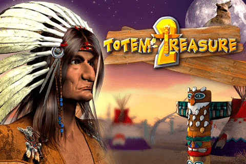 logo totem treasure microgaming