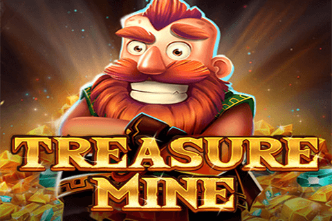logo treasure mine red tiger