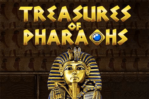 logo treasure of the pharaohs pragmatic