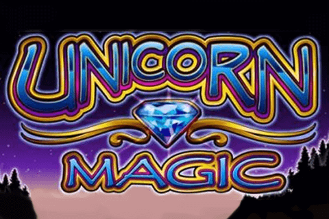 logo unicorn magic novomatic