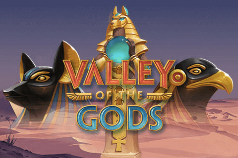 logo valley of the gods yggdrasil