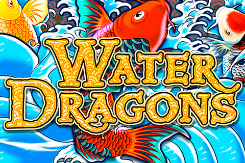 logo water dragons igt