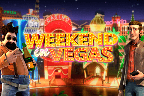 logo weekend in vegas betsoft