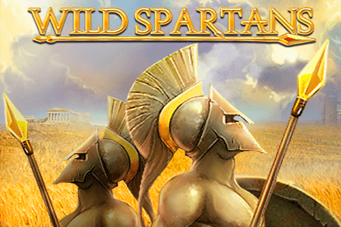 logo wild spartans red tiger