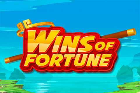logo wins of fortune quickspin
