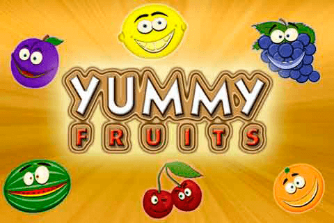 logo yummy fruits merkur