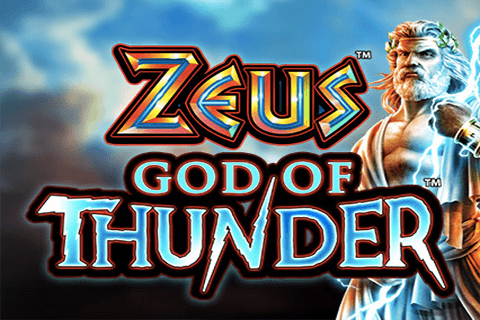 logo zeus god of thunder wms