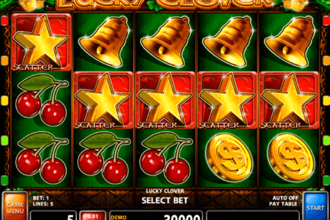 lucky clover casino technology