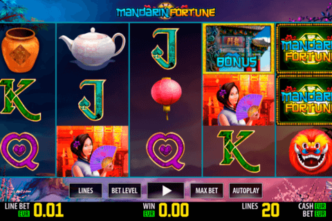 mandarin fortune hd world match
