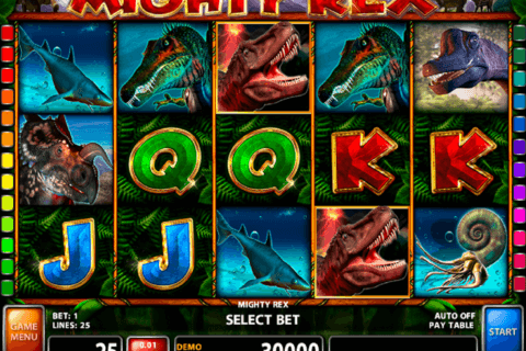 mighty rex casino technology