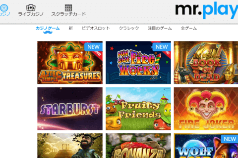 mr play casino preview
