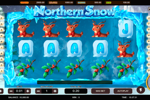 northern snow vela gaming
