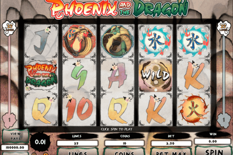 phoenix and the dragon microgaming