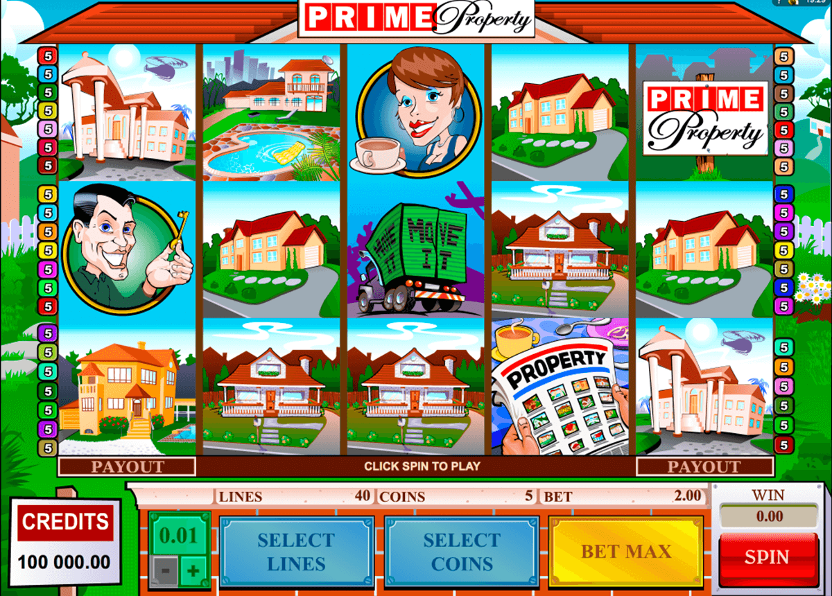 prime property microgaming