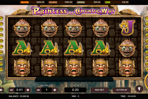 princess of angkor wat vela gaming