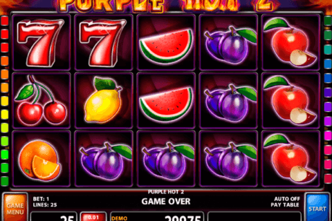 purple hot 2 casino technology