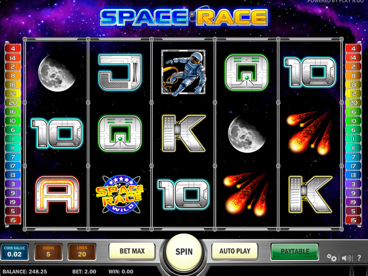 space race playn go