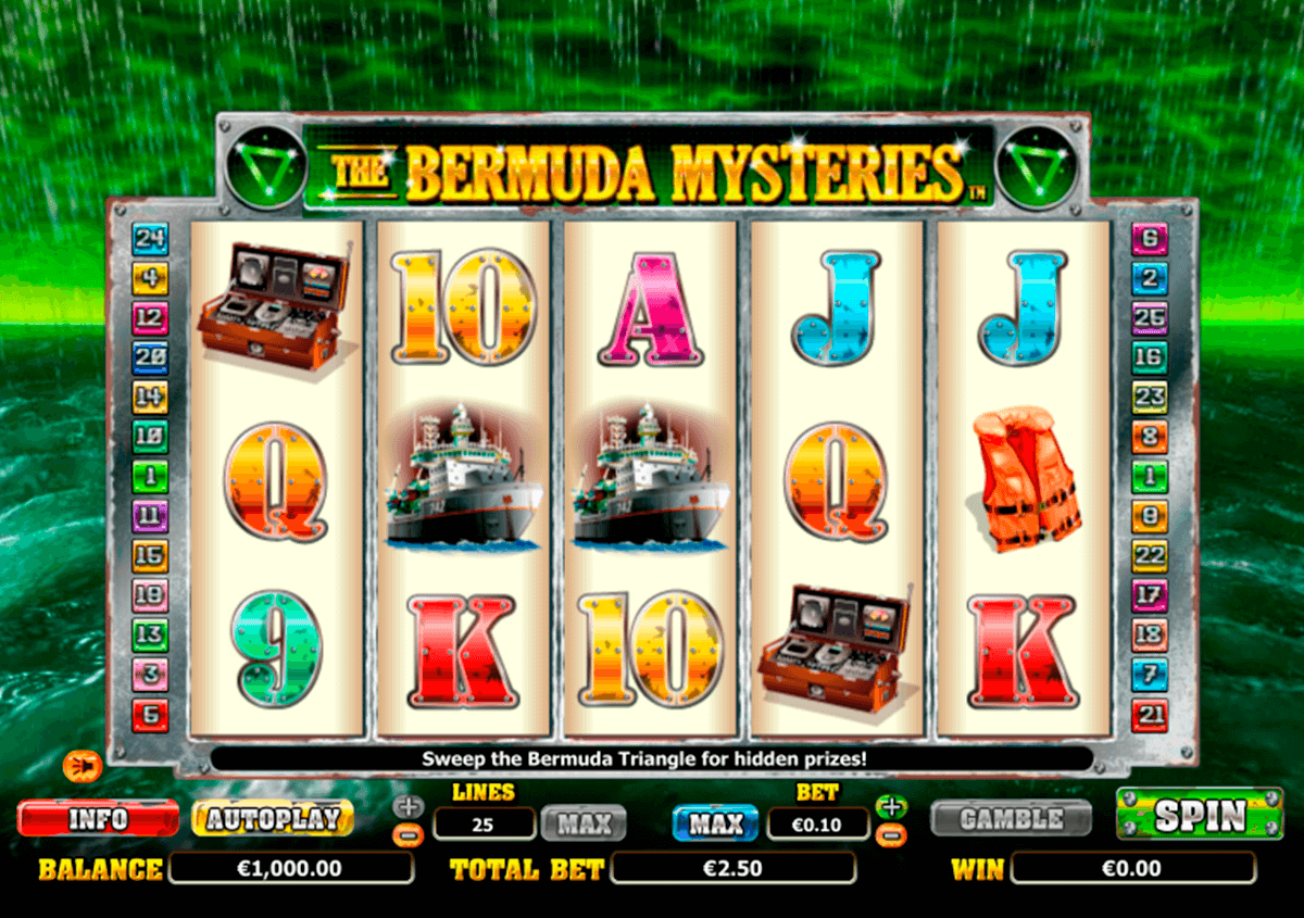 the bermuda mysteries nextgen gaming