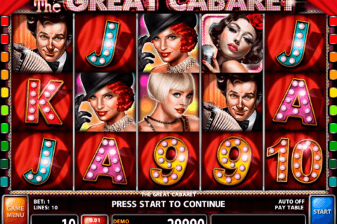 the great cabaret casino technology