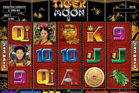 tiger moon microgaming