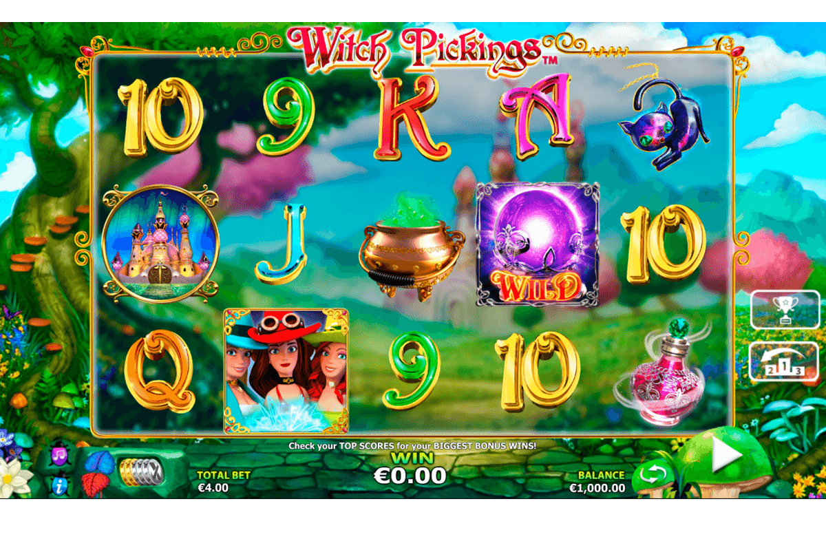 witch pickings nextgen gaming
